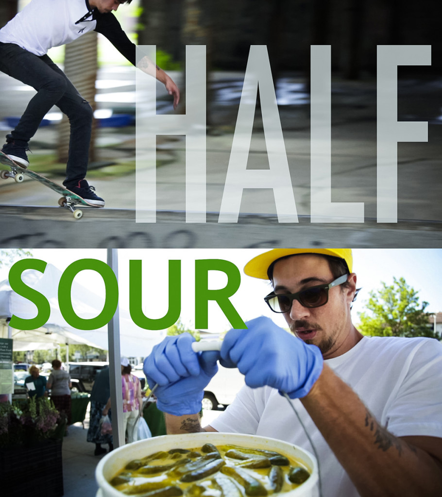 Half-Sour poster